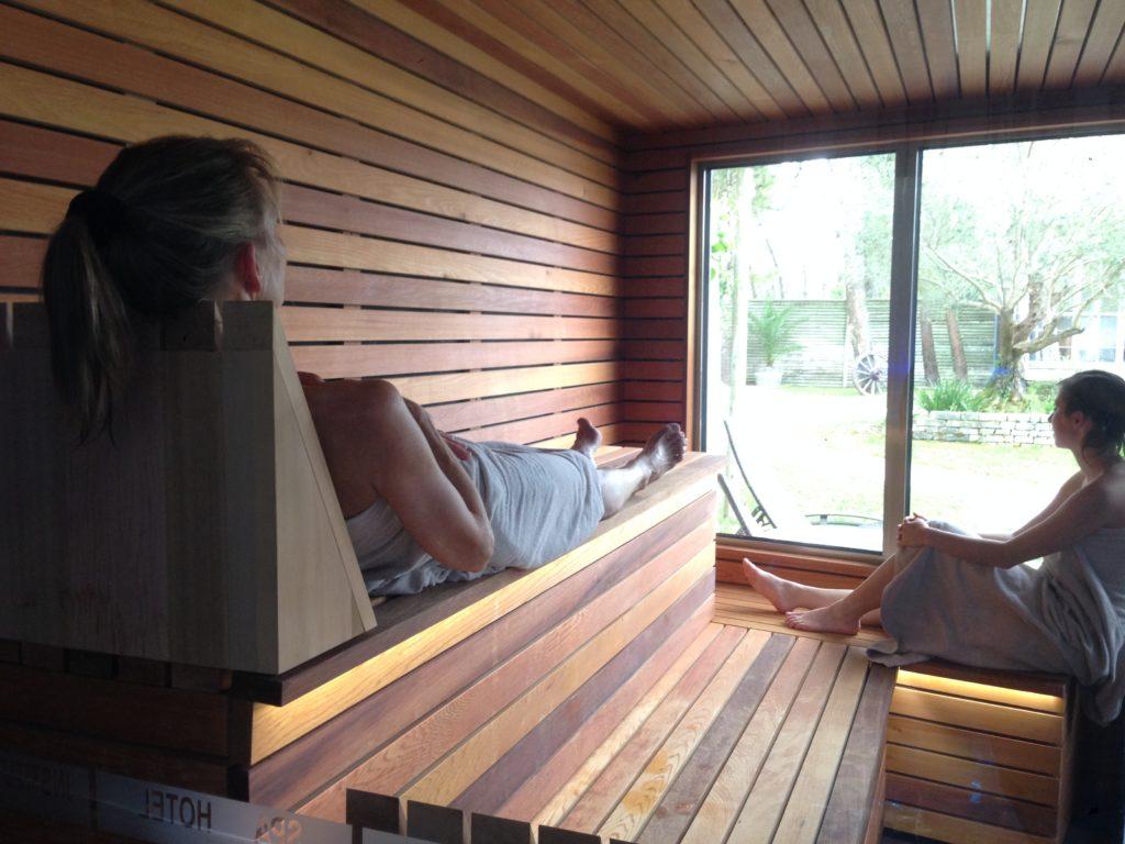 spa le de r h tel l 39 le de r h tel spa restaurant au bois plage en r. Black Bedroom Furniture Sets. Home Design Ideas