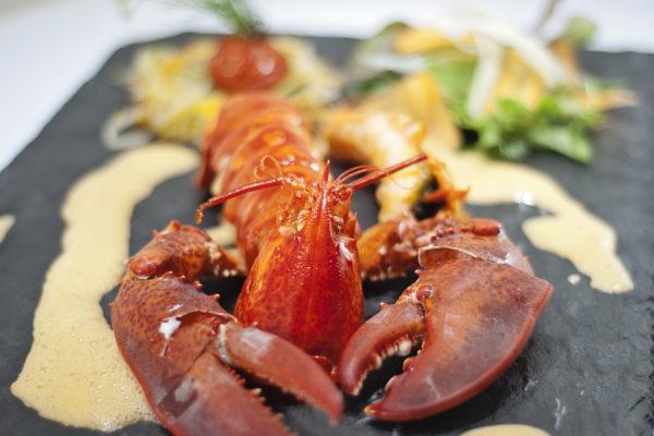 Restaurant Plaisir - Maître Restaurateur - Homard (6)