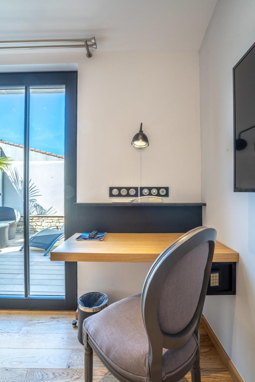 Chambres Luxe - Hotel Ile de Ré   Hôtel L\'île de Ré - Hôtel Spa ...